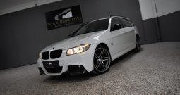 BMW 320d xDrive LCI, M-PAKET, NAVI, SPORTSITZE