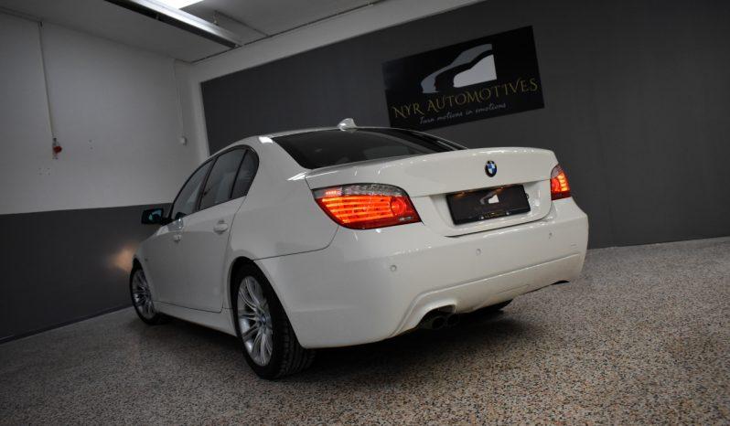 BMW 523i LCI, M-PAKET, SCHIEBEDACH, NAVI, SPORTSITZE voll
