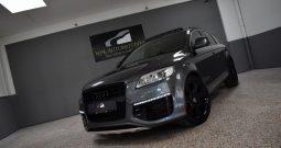 Audi Q7 3.0 TDI Aut. quattro V12 LOOK, 3x S-LINE, LUFT, PANO, ACC