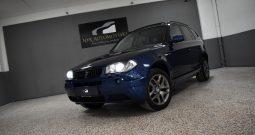 BMW X3 3.0d Aut. PANO, NAVI, LEDER, MEMORY, AHK