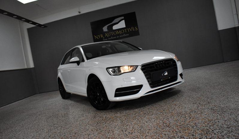 Audi A3 Sportback 1.6 TDI Ultra MMI, NAVI, SITZHEIZUNG, PDC voll