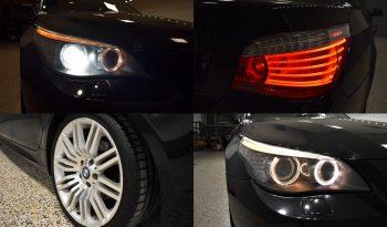 BMW 520d Aut. LCI, M-PAKET, NAVI, SPORTSITZE, XENON voll