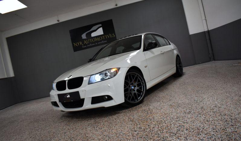 BMW 318i LCI, M-PAKET, 335i LOOK, NAVI, SCHIEBE, LEDER voll