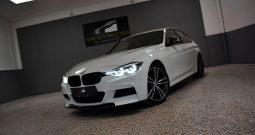 BMW 320d Aut. LCI, M-PERFORMANCE, LED, NAVI, H&K