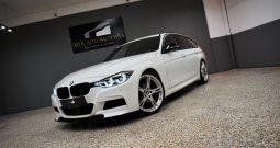 BMW 320d Aut. LCI, M-PERFORMANCE, NAVI, ACC, LED, HUD