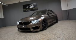 BMW 430d Aut. M-PERFORMANCE, INDIVIDUAL, SCHIEBEDACH, 440i LOOK, LED