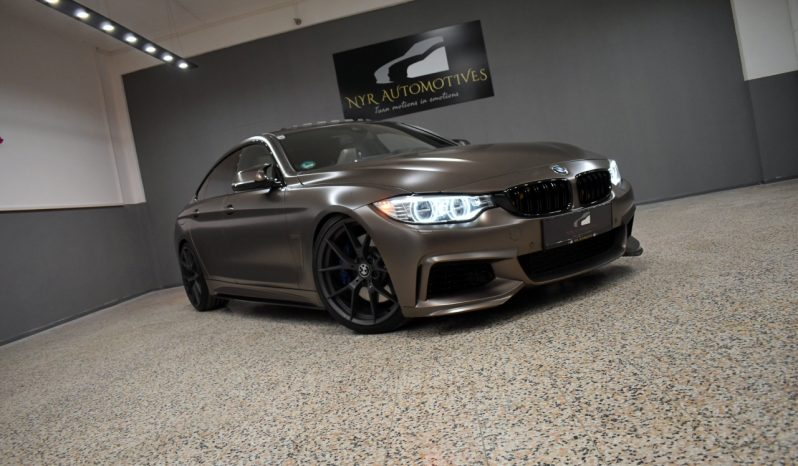 BMW 430d Aut. M-PERFORMANCE, INDIVIDUAL, SCHIEBEDACH, 440i LOOK, LED voll
