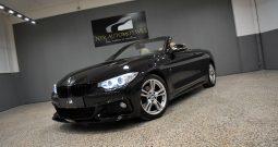 BMW 420d Aut. M-PAKET, NAVI, LEDER, MEMORY, KAMERA