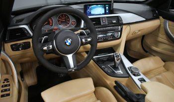 BMW 420d Aut. M-PAKET, NAVI, LEDER, MEMORY, KAMERA voll