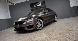 BMW 430xd Aut. LCI, M-PERFORMANCE, INDIVIDUAL, 5x KAMERA, 440i LOOK, LED