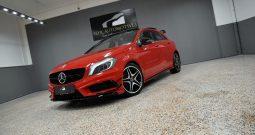 Mercedes Benz A200 A45 AMG LOOK, PANO, ILS, NAVI, SPORTSITZE